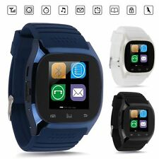 M26 Bluetooth Smart Watch Phone Mate Wrist Watch for IOS Android Samsung iPhone
