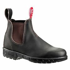 Rossi Boots ENDURA 303 AIR SOLES WORK BOOTS *Aust Made- Size US 3, 3.5, 4 Or 4.5