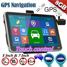 5/7 inch TFT LCD Display TRUCK CAR Navigation GPS Navigator SAT NAV 8GB 560 uig