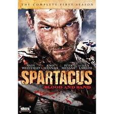 Spartacus: Blood and Sand - The Complete First Season DVD 1