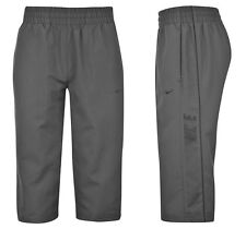New NIKE Men's Graphic Over The Knee Shorts | Grey RRP $39.99 Sports Casual