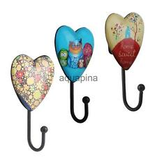 Retro Vintage Wall Door Mounted Hanger Holder Coat Clothes Hat Towel Robe Hook