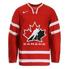 Mens Nike Team Canada IIHF Swift Replica Red Hockey Jersey 337184 657 Size M
