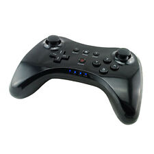 Black & White Wireless Bluetooth Remote Pro Game Controller for Nintendo Wii U!!