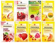 TWININGS - All Most Favourite Flavoured Tea 20 Tea Bags 30g Per Pack Available