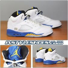 Nike Air Jordan 5 V Retro Laney GS 440888-189  5.5 Grade School