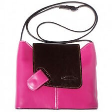 Italian Patent Leather Cross Body/Shoulder Bag in 3 colourways