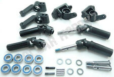 Traxxas 1/10 Bandit VXL Rear Driveshafts & Front Steering Blocks