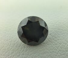 BEAUTIFUL 1.27 CT BLACK I1 ROUND BRILLIANT CUT DIAMOND