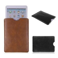 "Universal Sleeve Pouch Soft Leather Case Bag For 7"" inch Android Tablet PC MID"