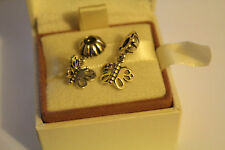 Genuine Pandora Silver Forever Friends Butterfly Charms 790531