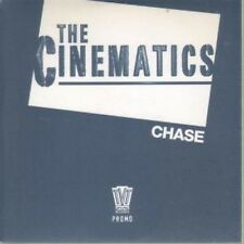 CINEMATICS Chase CD Tvt 2005 1 Track Edit Version Promo With Info Stickered