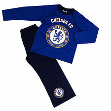 Boys Authentic Official Chelsea FC Pyjamas Age 4-12 Years CFC