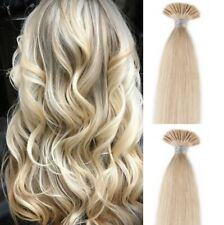 """18"""",22"""" 100grs,100s,I Tip (Stick Tip) Fusion Remy Human Hair Extensions #60"""