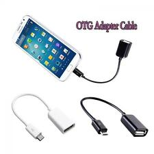 Adapter Cable USB 2.0 A Female To Micro B Male for Sony Samsung HTC LG HUAWEI