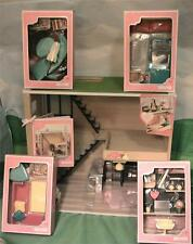 New Loft to Love Doll house Complete w Four Furniture Sets Lori Our Generation