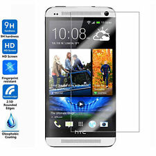2PCS 9H Premium Tempered Glass Screen Protector Guard Film Cover For HTC phones