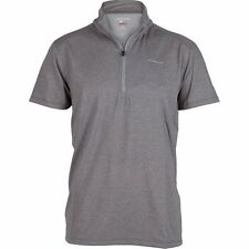 Craghoppers Mens Nosilife Short Sleeve Cortez Walking T-shirt Grey **RRP £35**