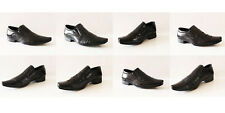 NEW BOYS SLIP ON SMART CASUAL FORMAL BACK TO SCHOOL SHOES SIZE 12-8