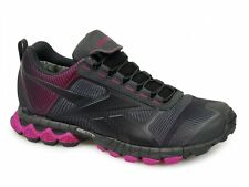 Reebok PREMIER REETREK GTX II Ladies Aerobic Gym Active Running Trainers Black