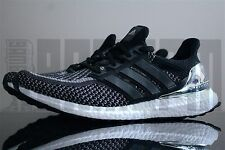 Adidas ULTRA BOOST 5 6 7 8 9 10 11 12 OLYMPIC SILVER MEDAL BLACK ultraboost