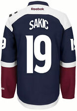 Joe Sakic Colorado Avalanche Reebok Premier Third Jersey NHL Replica