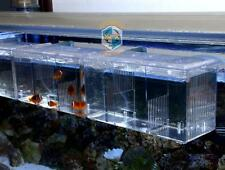 Box Fish Aquarium Breeding Tank Hang Breeder Hatchery New Marina Fry Isolation