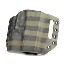 Walther - OWB Kydex Holster Green & Black USA Flag