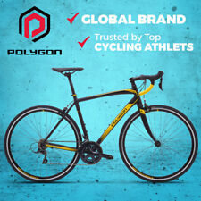 NEW Polygon Strattos S3 - Shimano Sora Road Bike-Shimano Sora