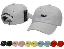 Vineyard Vines Whale Adjustable Baseball Caps FREE SHIPPING