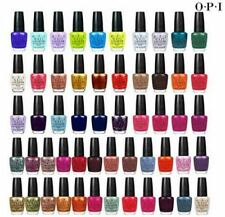 Opi Nail Lacquer Natural Drying Nail Polish Varnish All colours Selection 2