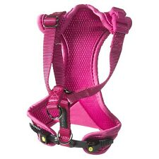 Animates MESH DOG HARNESS Fully Adjustable BRIGHT PINK- X Small, Small Or Medium