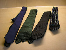 A SELECTION OF SHOW TIES