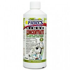 Fido's FRE-ITCH RINSE CONCENTRATE Kills Fleas & Lice *Aust Brand- 125ml Or 500ml