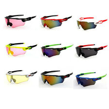 Fashion Outdoor Sports Riding Sunglasses Cycling Glasses Eyewear for Men Women