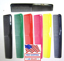 LOT OF 12, 24,72 PCS--9 INCH HAIR COMBS, HAIR STYLING, PLASTIC --CM41