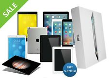 iPad 2,3,4,Air 1/2,mini 1/2/3/4 16GB/32GB/64GB/128GB Wi-Fi +3G/4G LTE Tablet (A)