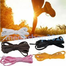 "Flat 47"" 55"" Athletic Shoe Laces Shoelaces BOOTLACES strings FOR Sneakers DF"