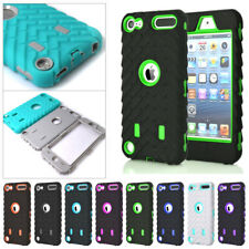 Heavy Duty Defender Hybrid Armor Case Cover For iPod Touch 5th/6th Gen