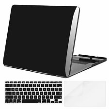 MacBook Case Air 13'' Pro 13'' Crystal Hard Case+Keyboard Cover+Screen Protector