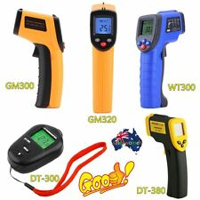 S#8 Type Non-Contact LCD IR Laser Infrared Digital Temperature Thermometer Gun&W