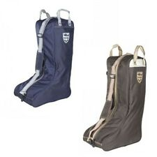 Beautiful Boot bag, Bag for Riding Boots, Leather Riding boots boots