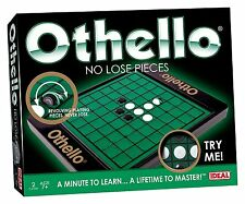 OTHELLO NO LOSE PIECES - GAMES/PUZZLES BOARD GAMES BRAND NEW FREE DELIVERY