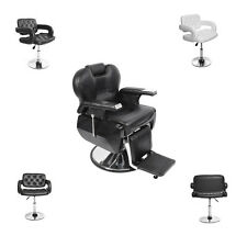 TRADITIONAL HYDRAULIC BARBER/SHAVING CHAIR HAIRDRESSING SALON STYLING
