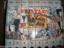 THE BEATLES ANTHOLOGY VHS 8 TAPES 2-SHOWS ON EACH TAPE