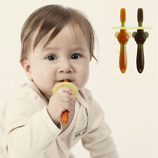 BABY Soft Chewable Bendable Teether Training Toothbrush Brush For Infants