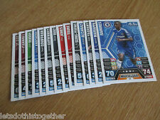 13/14 Match Attax 2013/14 Choose Your ERROR Card! ALL 14 Available! RARE Attack!
