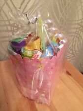 Pre Filled Birthday Party Favour Box Gift/Loot Bags Girls Pink Princess
