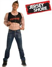 Adult's Jersey Shore Mike The Situation Muscle Chest Costume