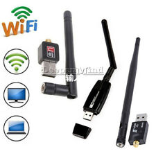 150/300Mbps Wireless USB /Wifi Adapter Network LAN Card 802.11n/g/b + Antenna